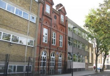 Camden School for Girls Building
